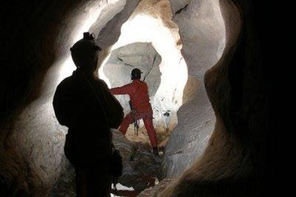 L'odyssée souterraine