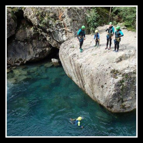 Canyoning à Gavarnie et Luz saint sauveur