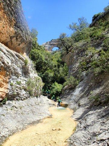 Arche de la sierra de Guara
