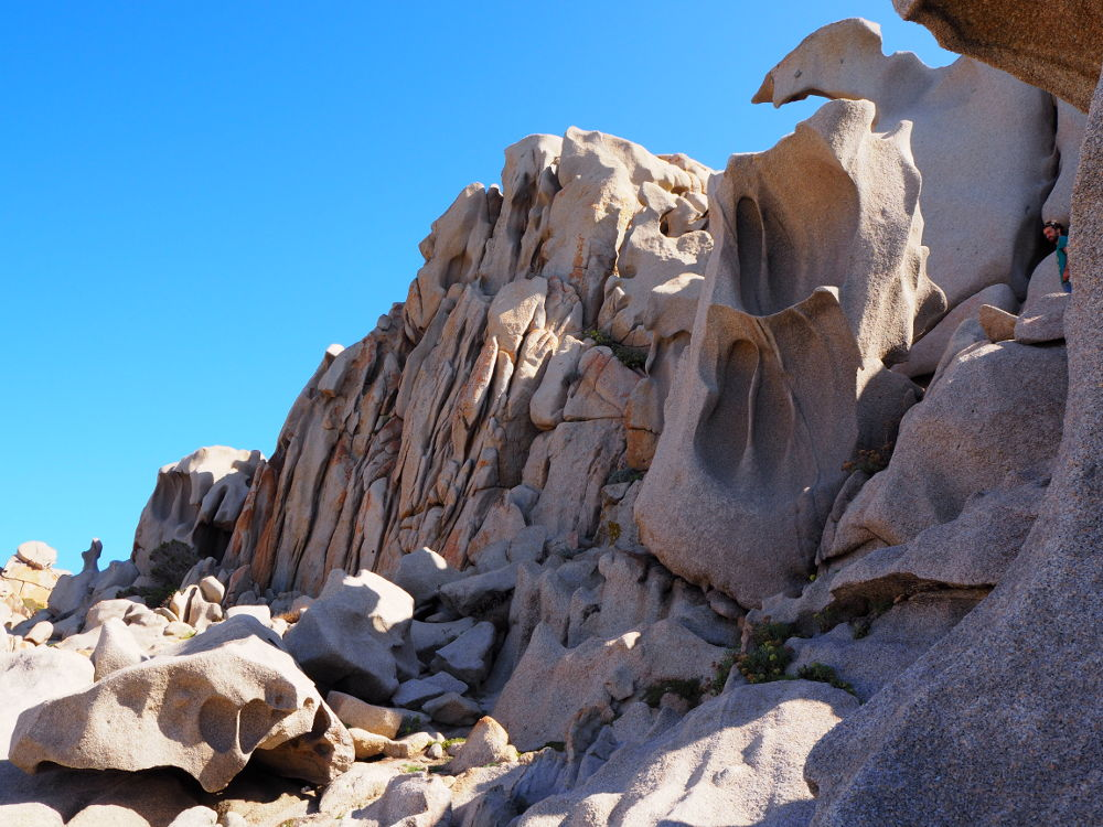 grimpe en sardaigne