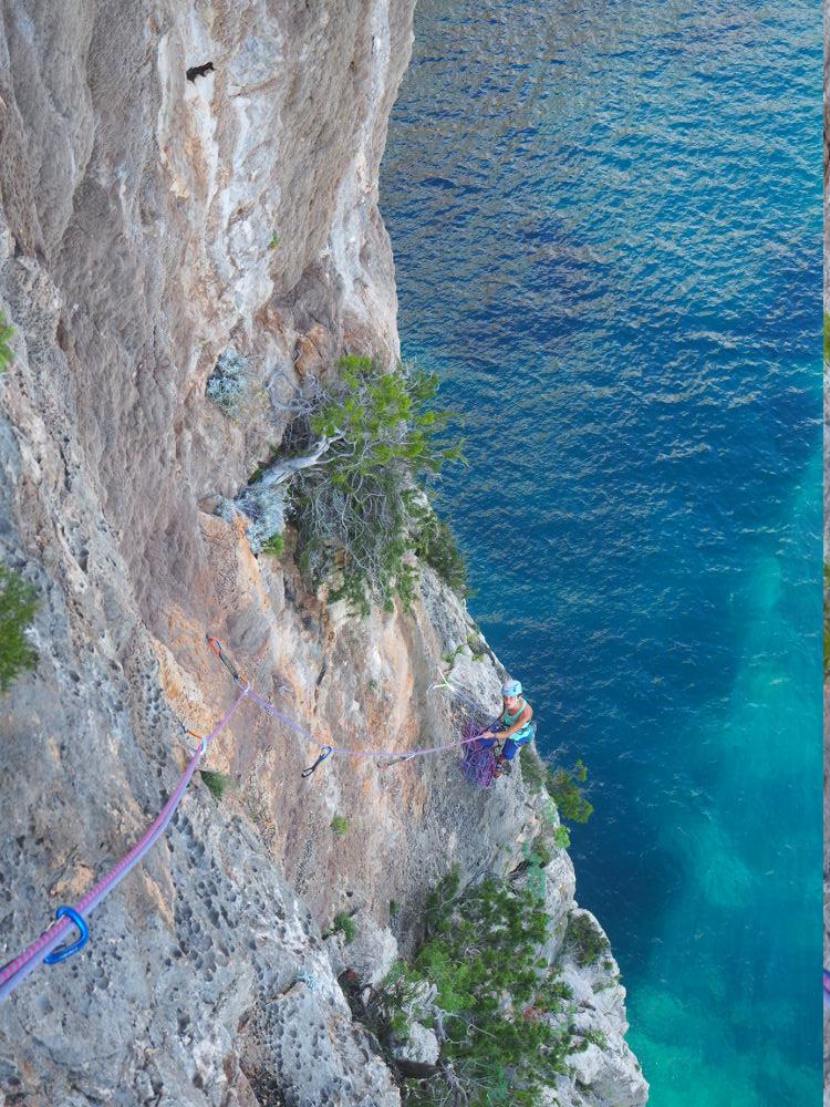vacances canyoning sardaigne
