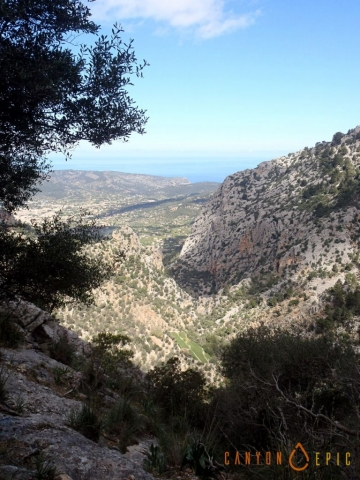 Canyoning à Port  Soller