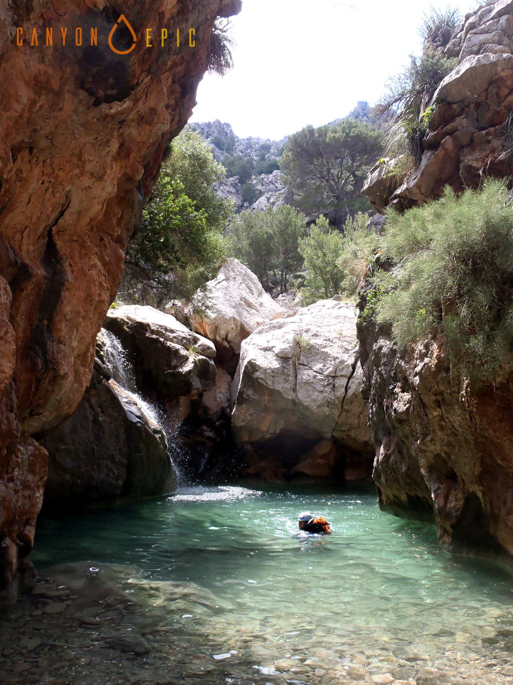 canyoning a mallorca