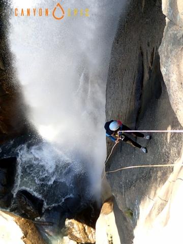 Canyoning et grimpe en corse